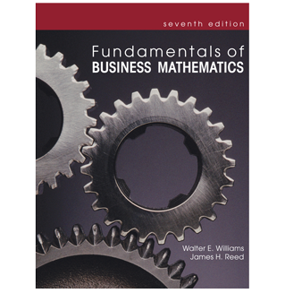 Fundamentals of Business Mathematics
