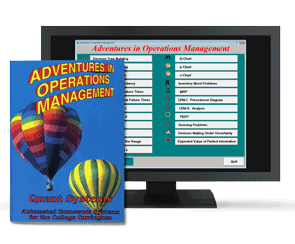 Adventures in Operations Management