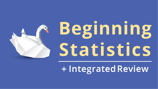Beginning Statistics with Integrated Review