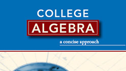 College Algebra: A Concise Approach