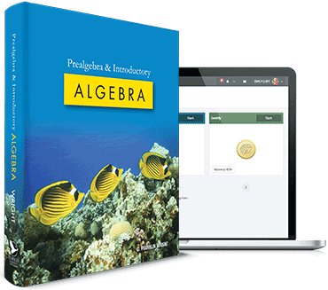 Hawkes learning products prealgebra introductory algebra prealgebra and introductory algebra book and software fandeluxe Images