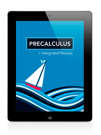 Precalculus Plus Integrated Reveiew and Software