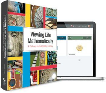 Viewing Life Mathematically textbook and software