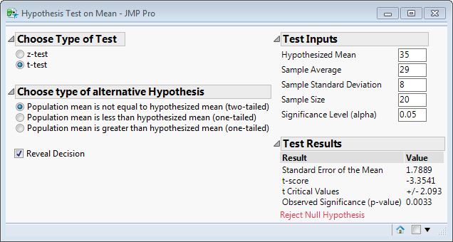 Hawkes Learning | Statistics Resources | Technology | JMP